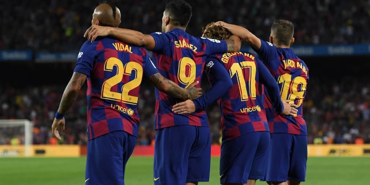 Barcelona y una noticia de último momento que lo llena de confianza para El Clásico