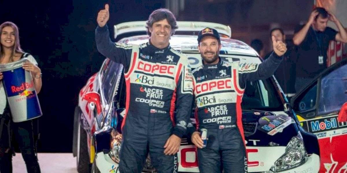 'Chaleco' López tiene nuevo equipo para el Rally Mobil