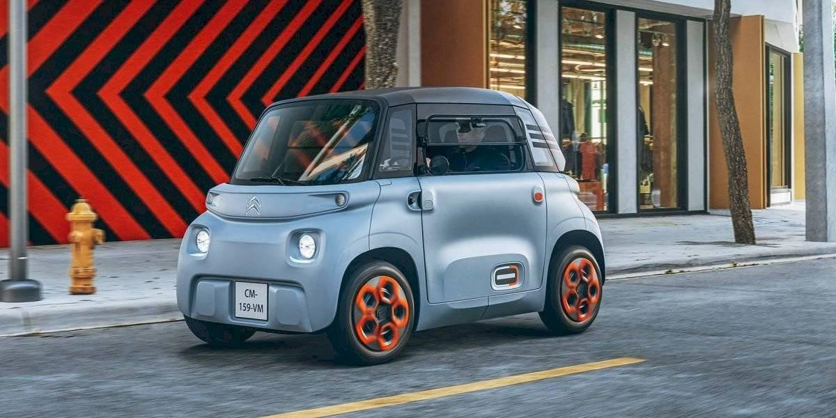 Citroën presenta su propuesta en movilidad eléctrica, Ami - 100% ëlectric