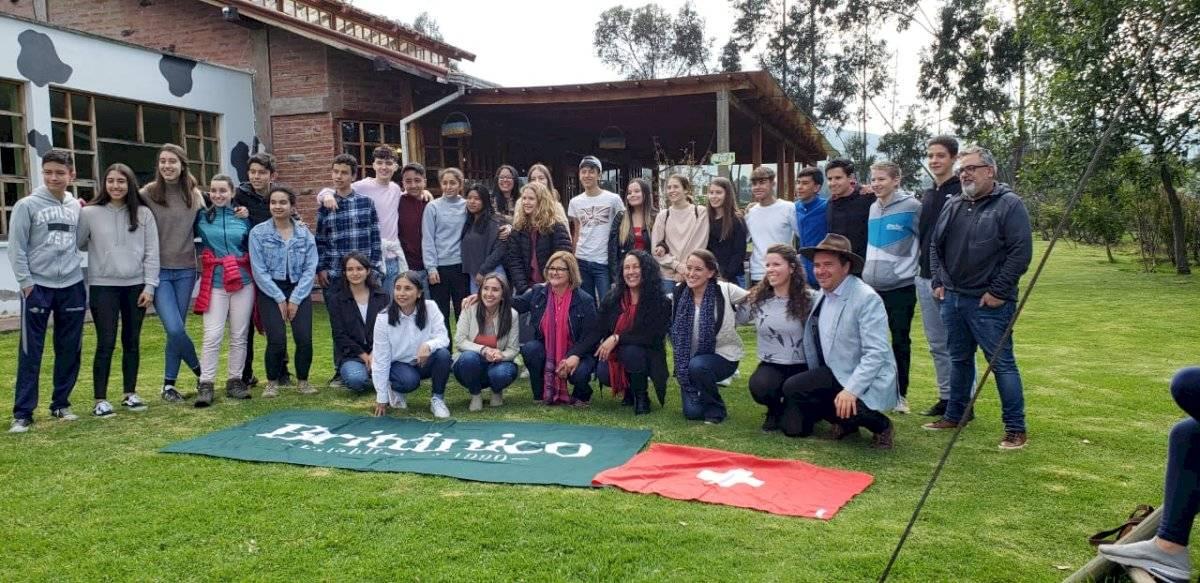 El Colegio Británico ejecuta programa de intercambio de estudiantes
