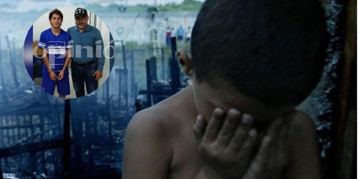 Esto fue lo que delató a influencer colombiano que habría abusado de pequeño niño