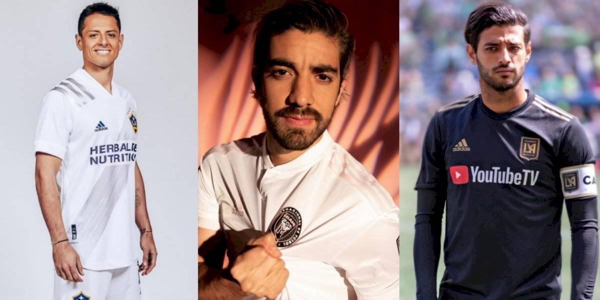 MLS: ¿Dónde y a qué hora ver a los mexicanos?
