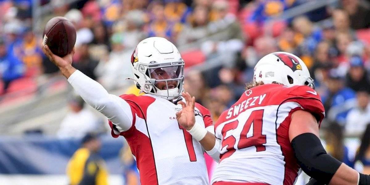 Los posibles rivales de Arizona Cardinals en el Estadio Azteca