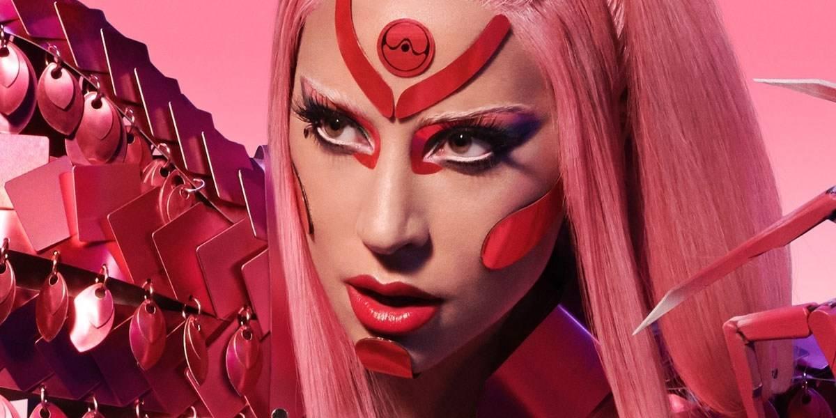 Novo álbum de Lady Gaga traz parcerias com Elton John e Ariana Grande
