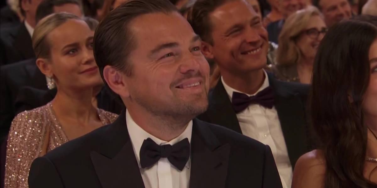 """Leonardo DiCaprio """"rescata"""" a un turista perdido en New York"""