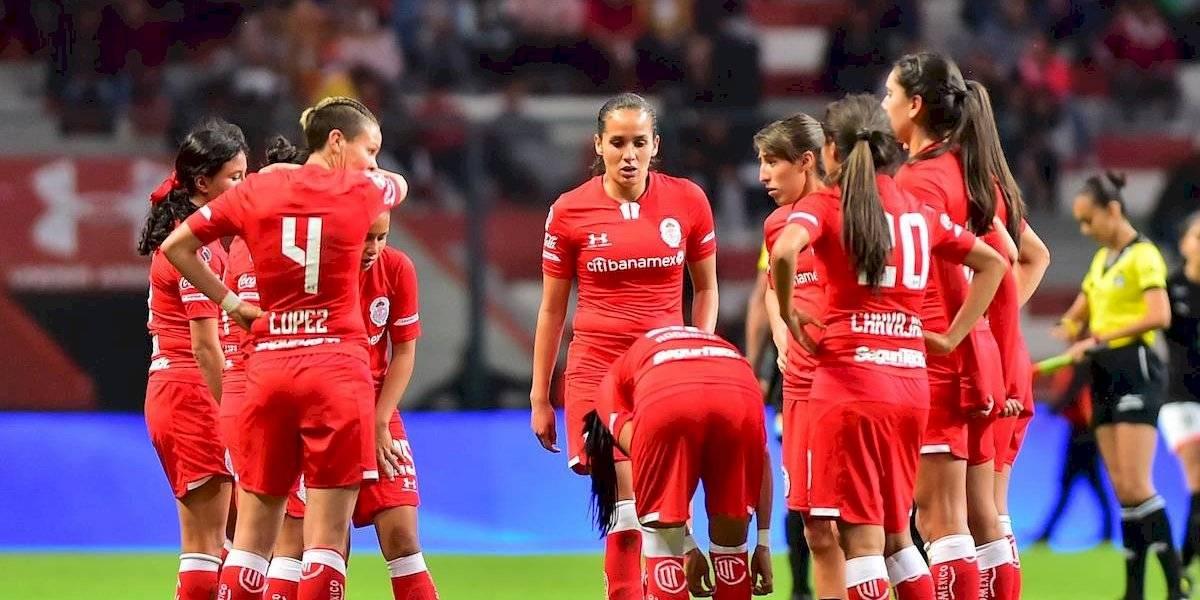 Dan a conocer motivo de los bajos sueldos en la Liga MX Femenil