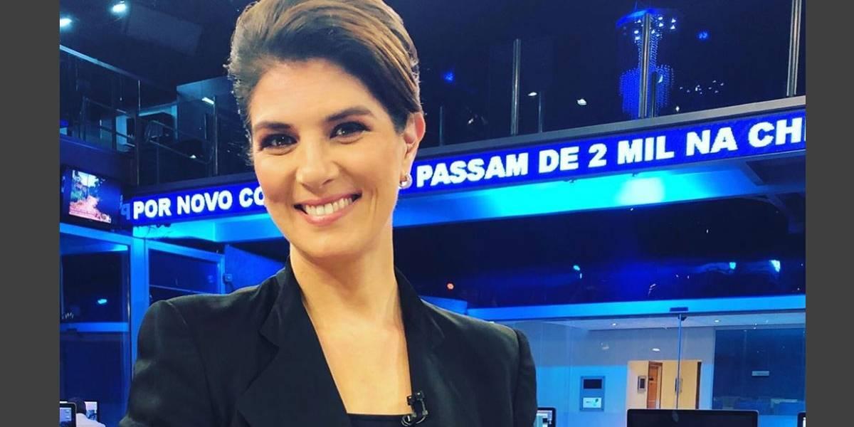RedeTV! oficializa Mariana Godoy na bancada do 'RedeTV News'
