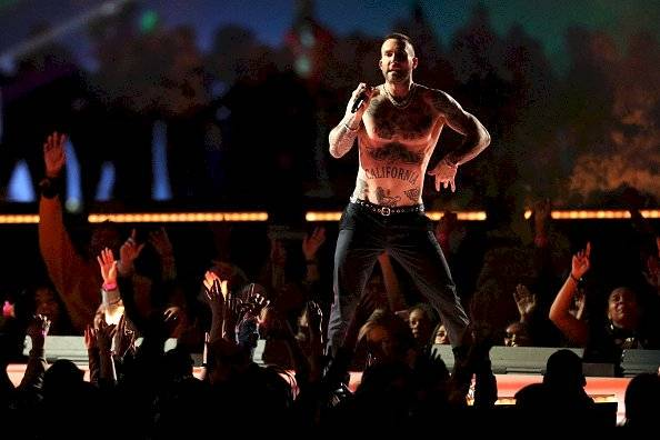 Maroon 5 en Super Bowl