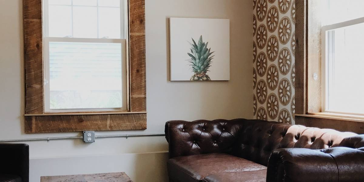 Decoração: 10 ideias de papel de parede para sala