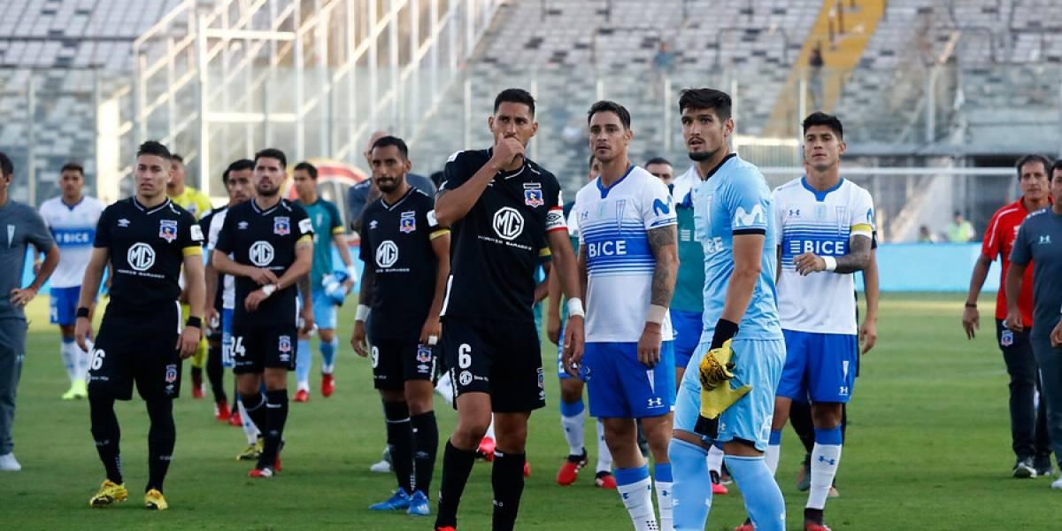 Colo Colo fue sancionado con tres fechas sin público en el Campeonato Nacional