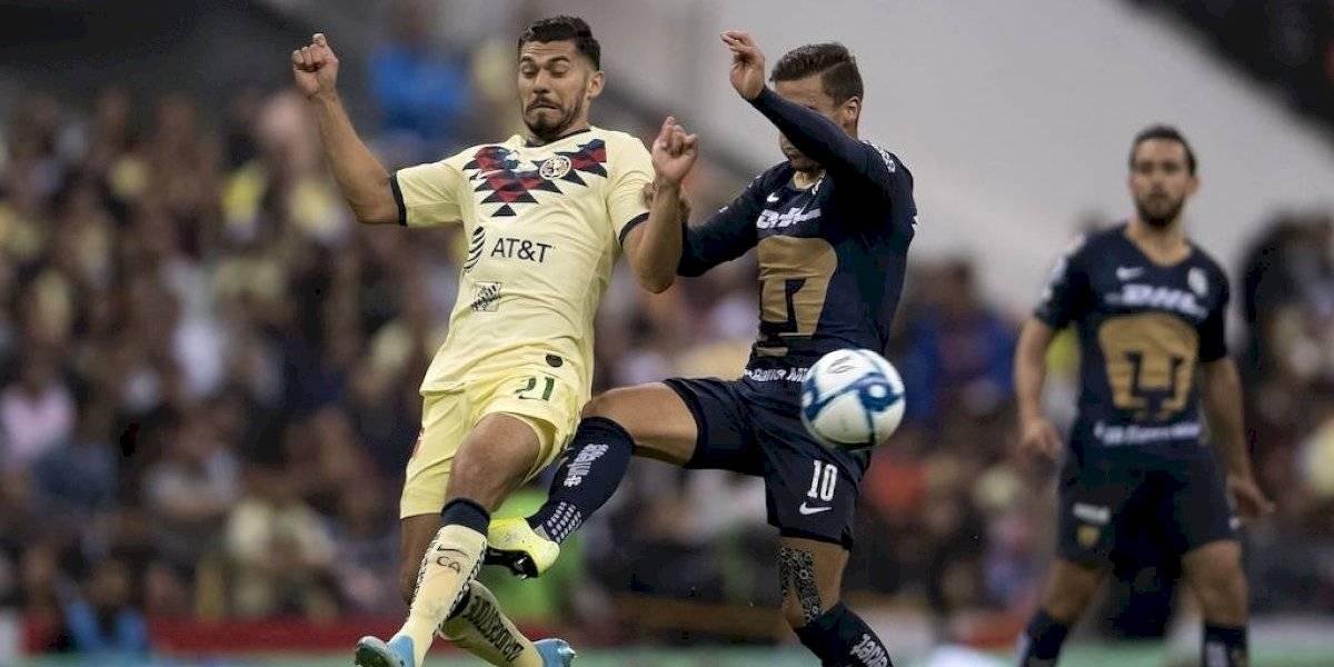 Liga Mx cambia fecha del Pumas vs América