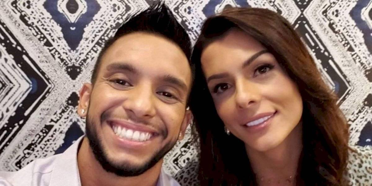 Pareja transgénero anuncia embarazo; él es boricua y ella colombiana