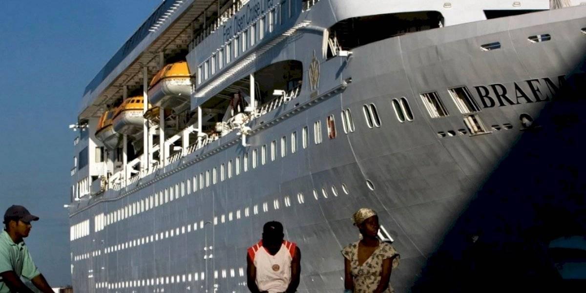 Crucero rumbo a St. Maarten después de alarma por coronavirus