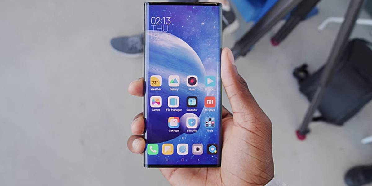 XIaomi: el Mi Mix Alpha es real y ya hay fotos y videos de este