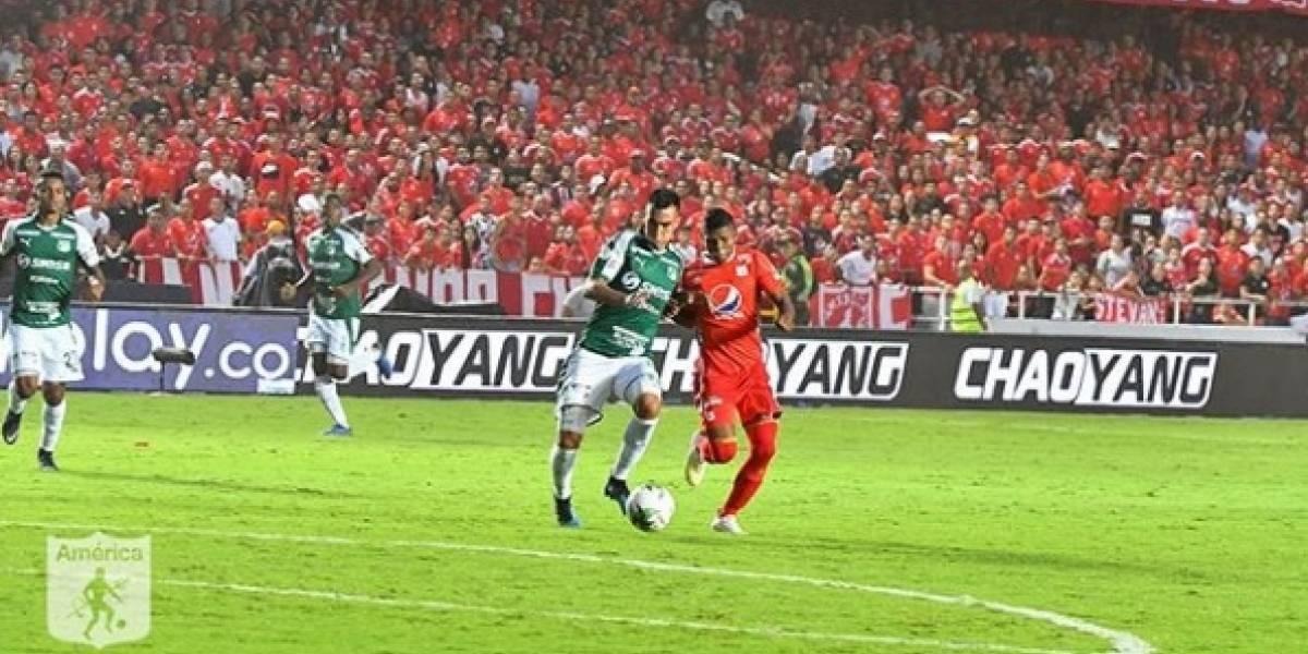 América vs. Deportivo Cali | Furia roja en el Pascual