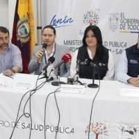 Ministra de Salud confirma el primer caso de coronavirus en Ecuador