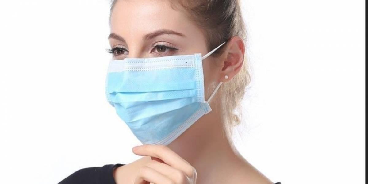 El uso prolongado de la mascarilla no provoca falta de oxígeno