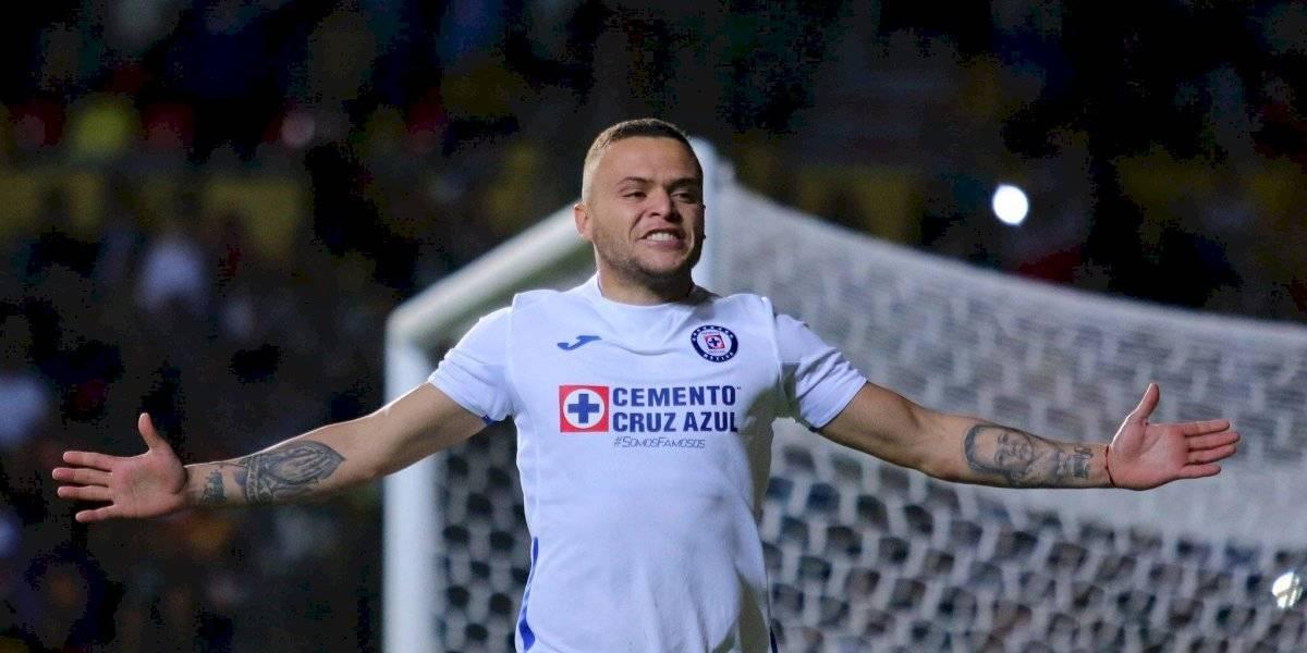 Cruz Azul es nuevo líder tras vencer a Morelia