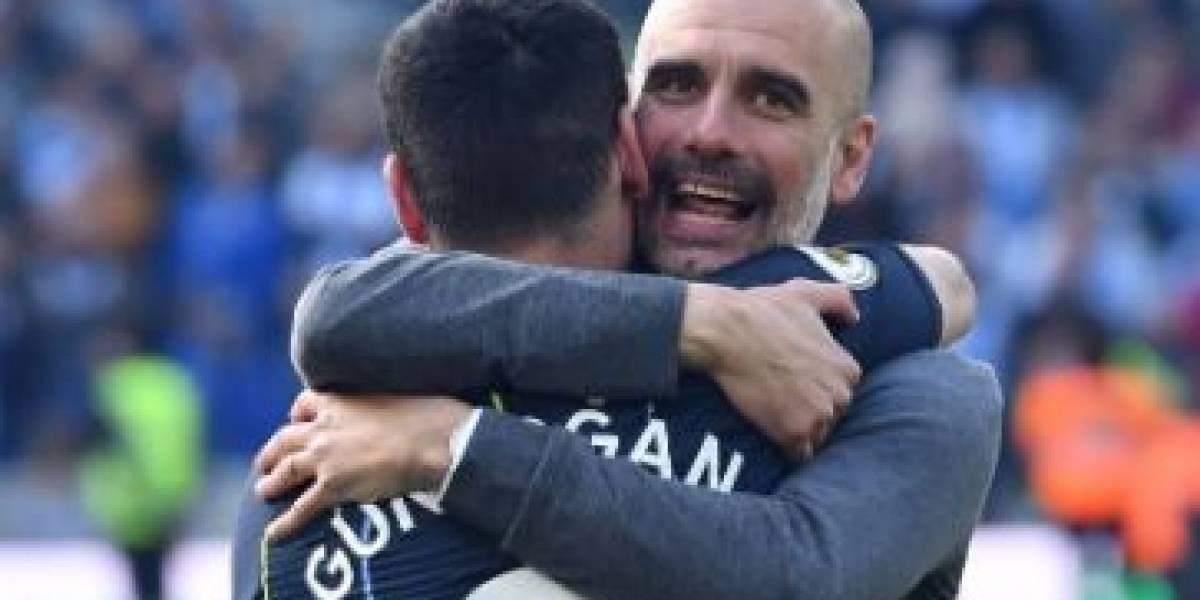 Coronavirus: La divertida respuesta de Guardiola sobre la prevención en Manchester City