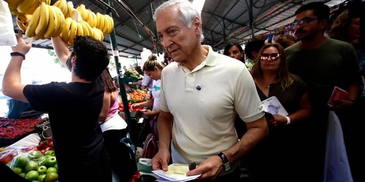 """Heraldo Muñoz: La violencia solo le hace el juego a las minorías y al """"Rechazo"""""""