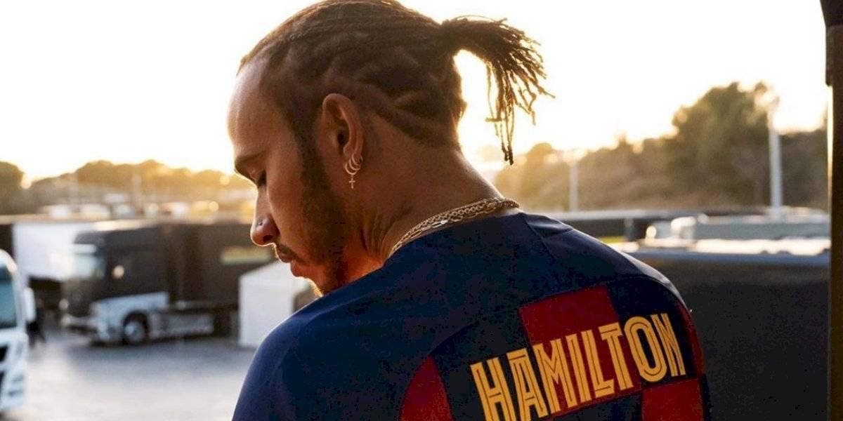 Lewis Hamilton da su pronóstico para el Clásico de España