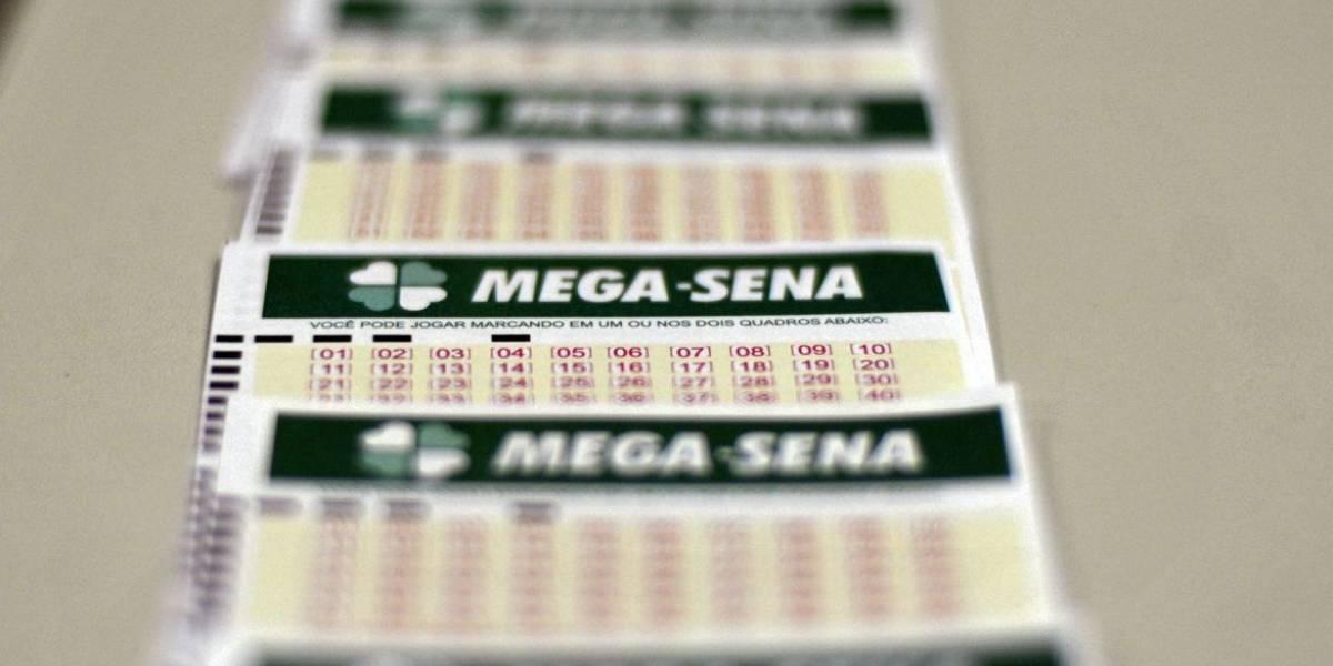 Veja as dezenas sorteadas na Mega-Sena desta quarta-feira