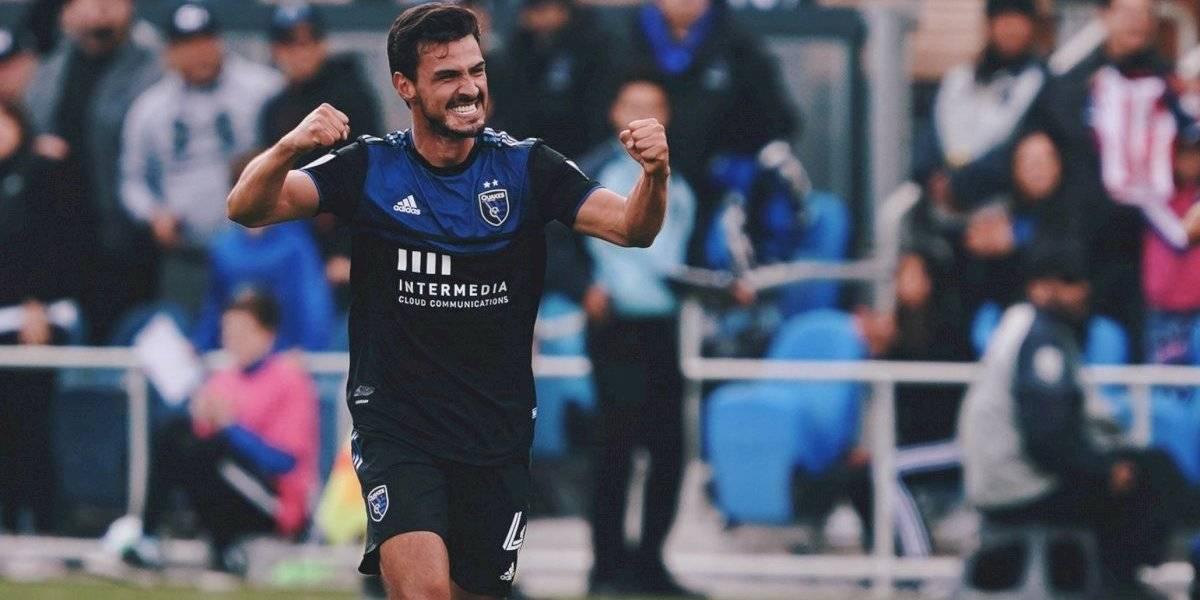 VIDEO: Oswaldo Alanís debuta en la MLS con un golazo