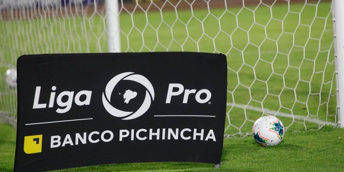 ¡OFICIAL! Los partidos que se juegan este 14 de agosto con la reanudación de la Liga Pro