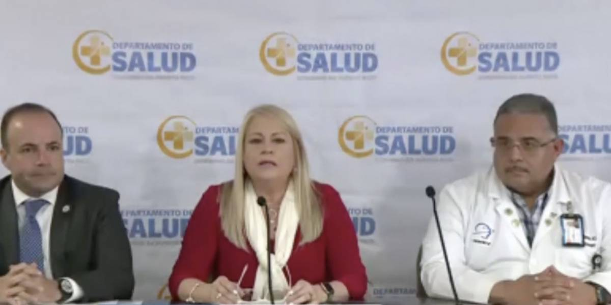 Gobernadora da detalles del plan para atender el coronavirus si llega a PR