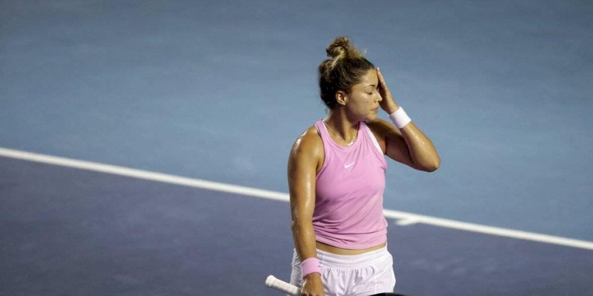 ¡Se acaba el sueño! Renata Zarazúa cae en semifinales del AMT