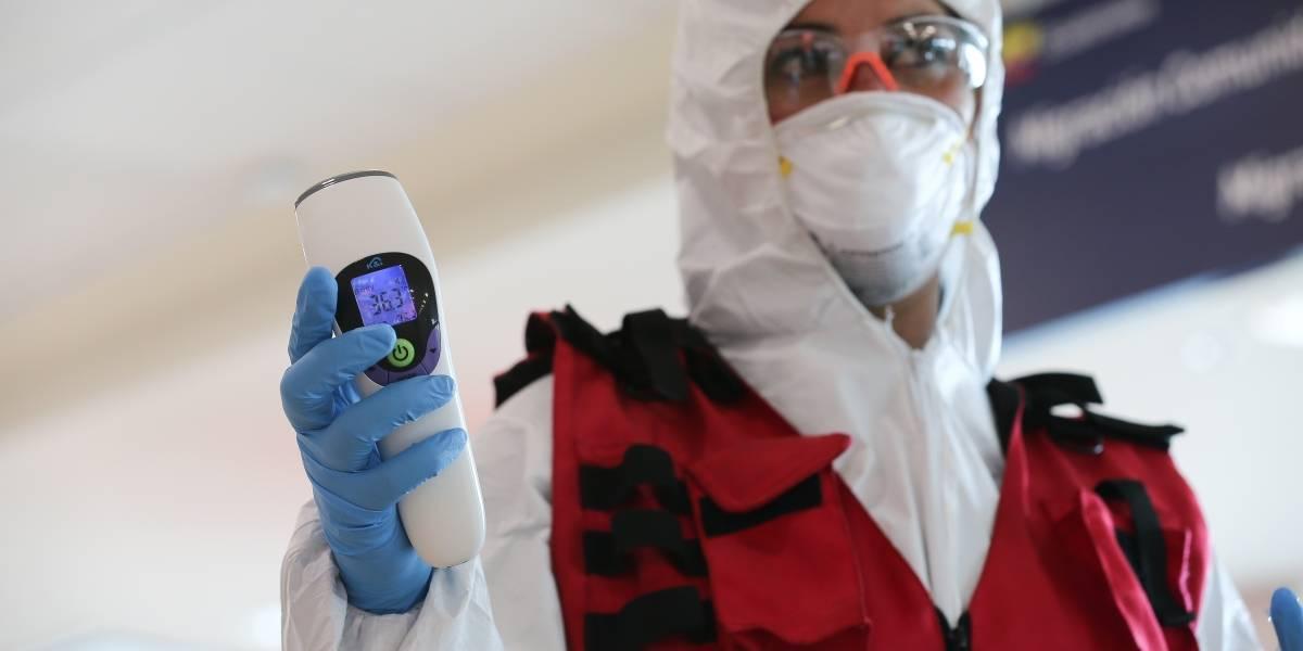 El estado de salud de las 13 personas que dieron positivo a coronavirus en Ecuador