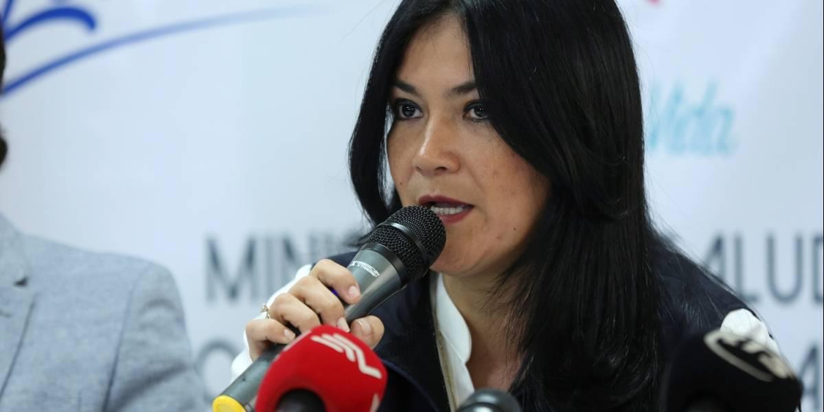 El estado de salud de la paciente que dio positivo a coronavirus en Ecuador