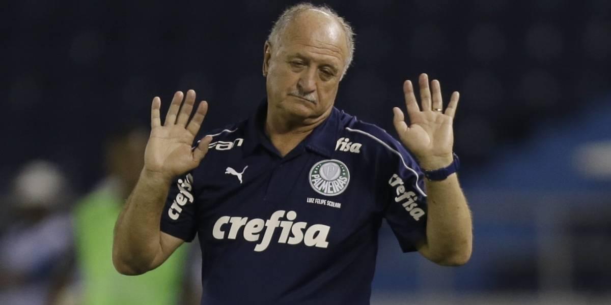 El alto precio de Scolari obliga a Colo Colo a ser paciente en la búsqueda de técnico