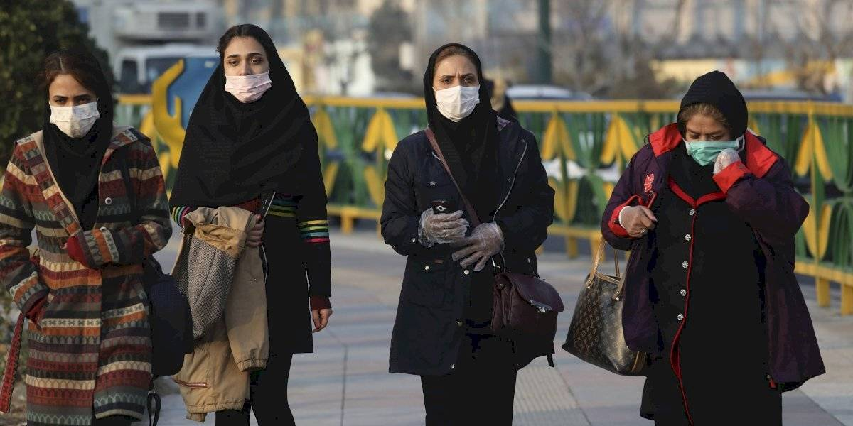 Irán sube a 54 los muertos por el coronavirus