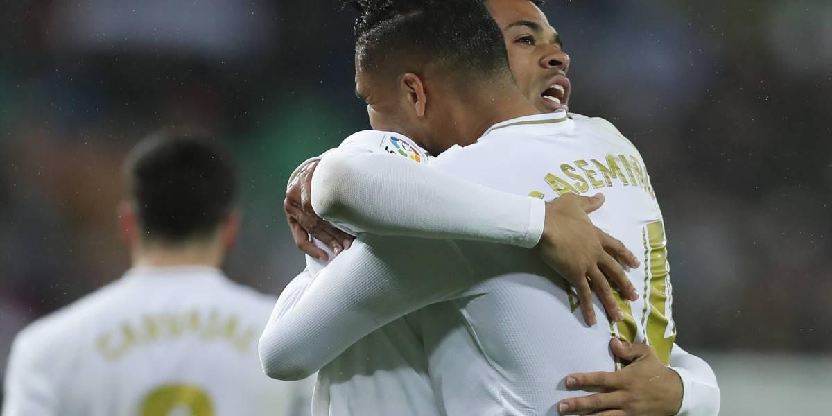 Real Madrid vence al Barcelona