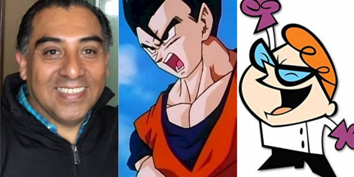 """Asesinan aactor que hacía las voces de """"Gohan"""", """"Dexter"""" y otros famosos personajes"""