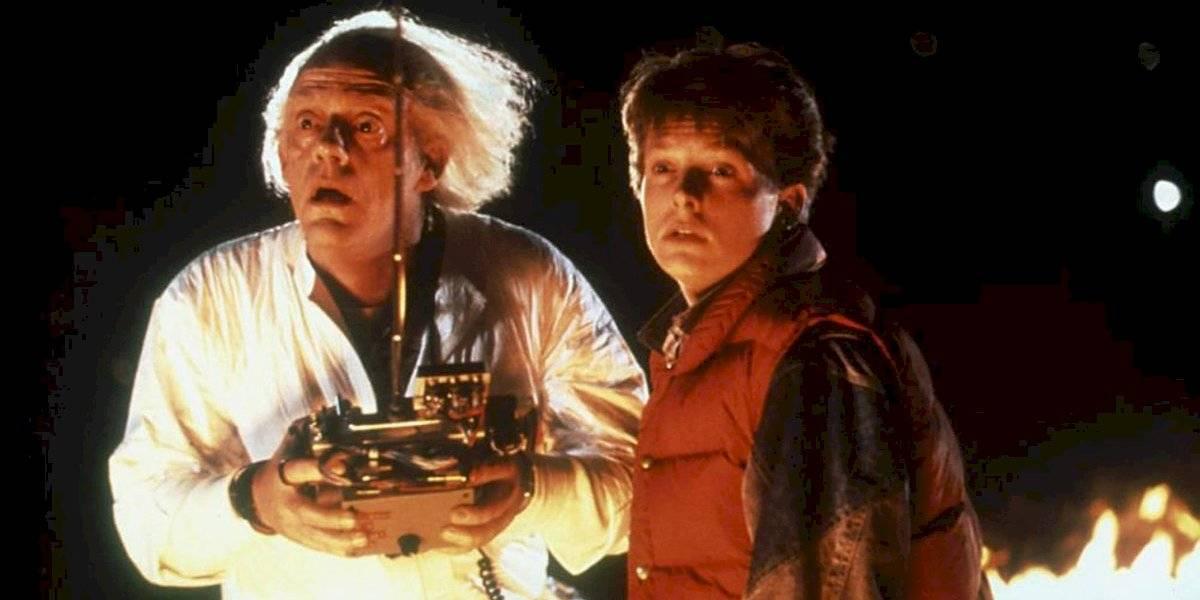 Tom Holland podría ser el próximo Marty McFly en Back to the Future