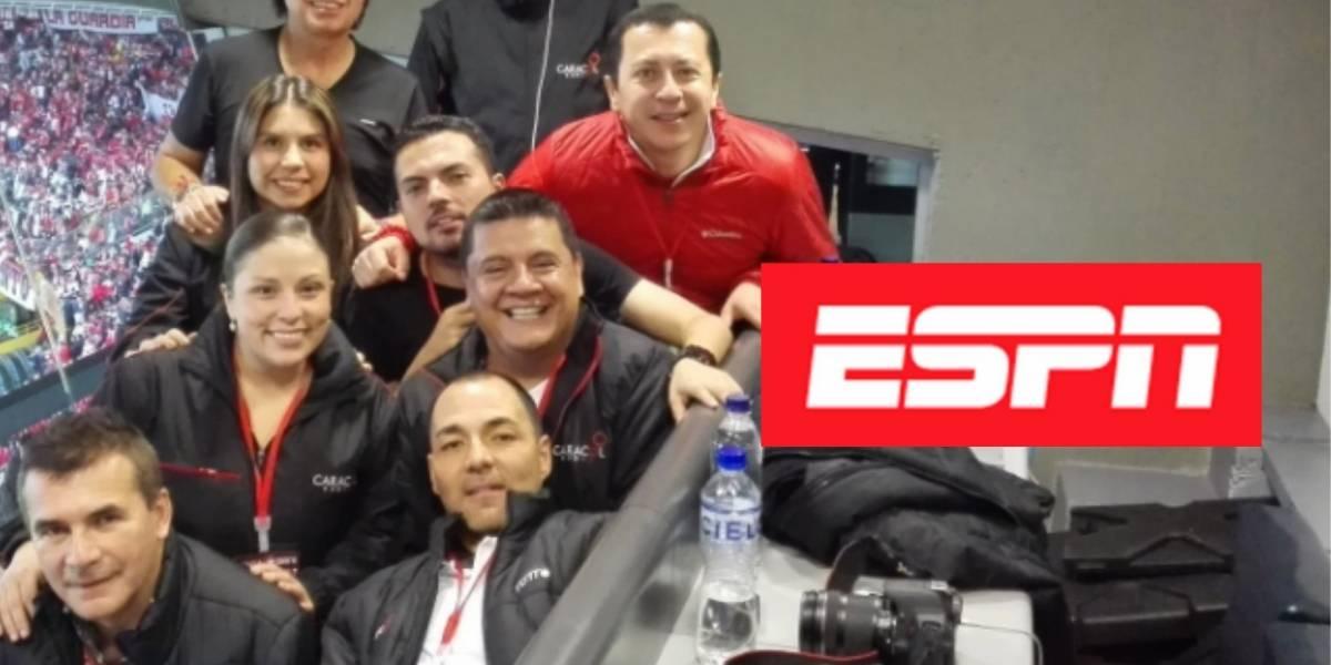 AUDIO | Confirmado el nuevo narrador de ESPN Colombia, que ...