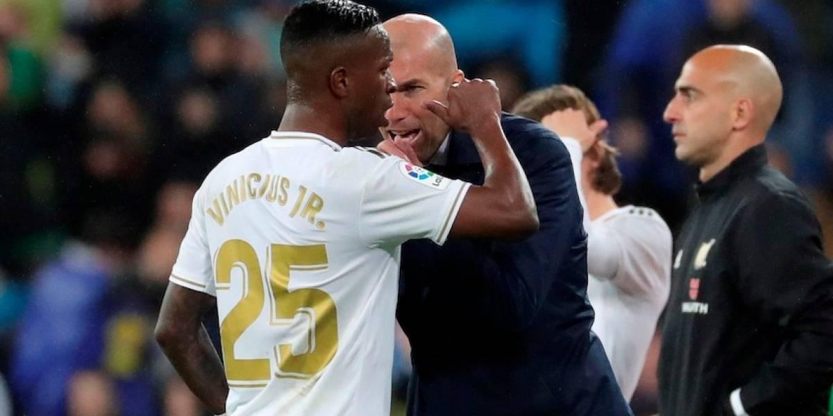VIDEO | Zinedine Zidane sigue sin extrañar a James Rodríguez; con ...