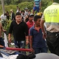 Trágico accidente de tránsito deja seis fallecidos y 15 heridos en Santo Domingo de los Tsáchilas