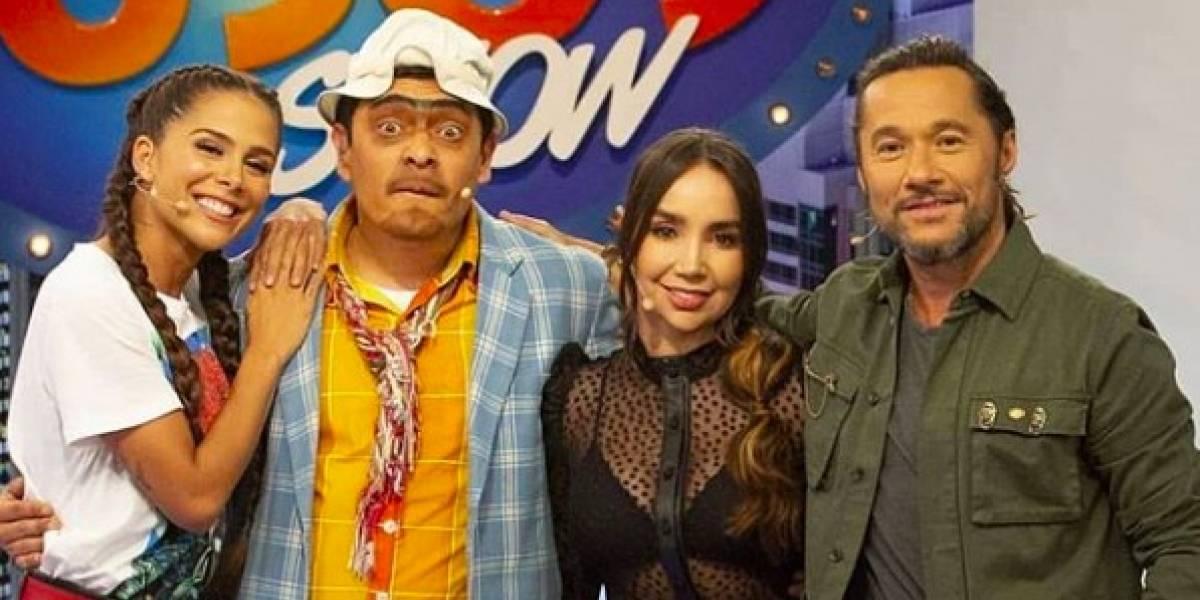 Así se refirió Paola Jara a Jessi Uribe en 'The Suso's Show' y que generó burlas