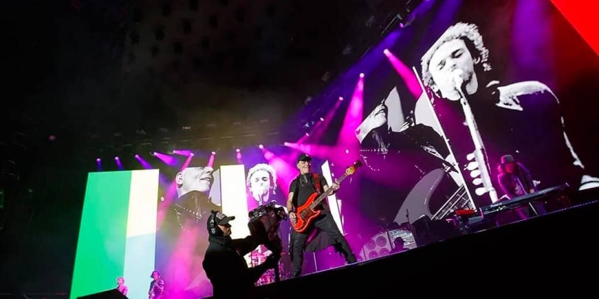 Soda Stereo volvió a Bogotá para hacerle un homenaje a Cerati y dar una sobredosis de música
