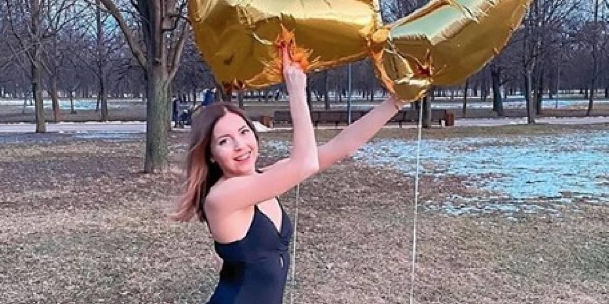 Saltaron a una piscina con hielo seco: fiesta de influencer termina con su esposo muerto y varios heridos
