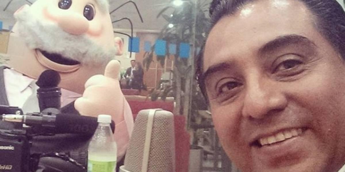 La última publicación de Luis Alfonso Mendoza, voz de Gohan en Dragon Ball Z