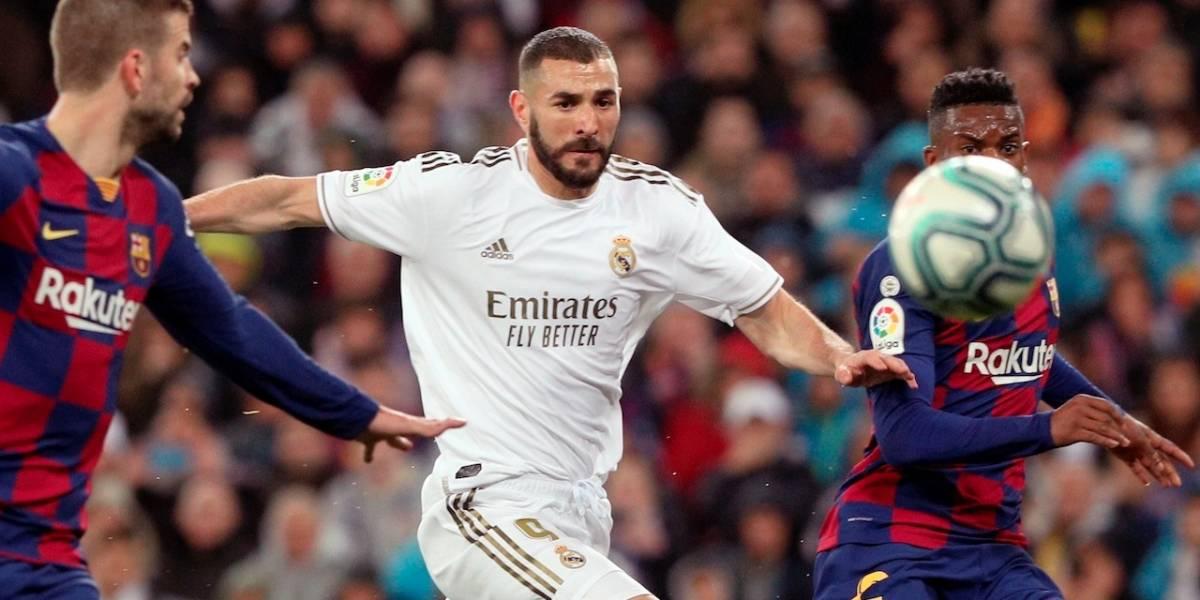 ¿Motivación o presión? Real Madrid tuvo un espectador de lujo en El Clásico contra Barcelona