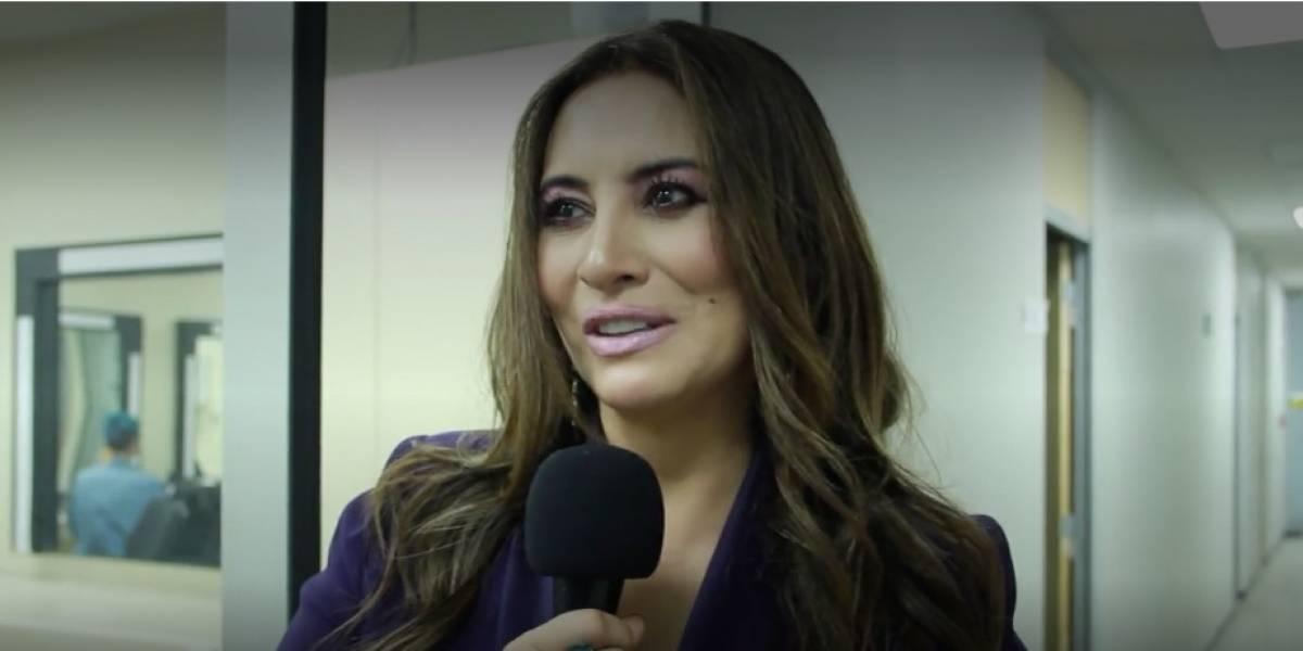 """""""Yo Soy"""":El emotivo reencuentro de Myriam Hernández y cantante ciega que la imita"""