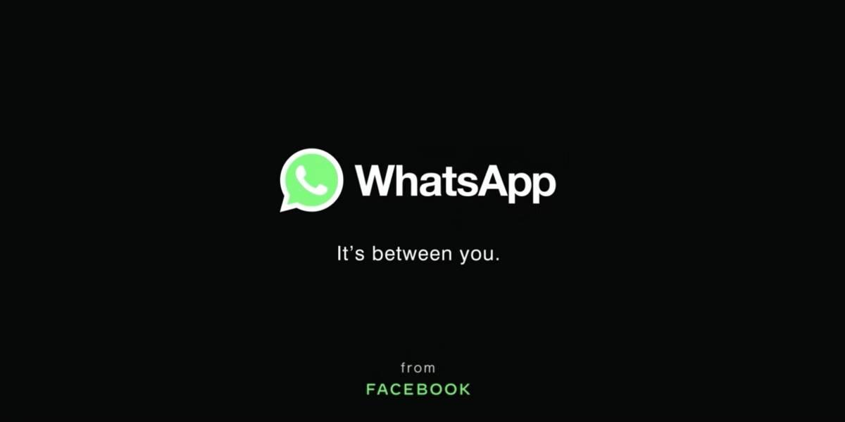 ¿Miedo? Facebook y WhatsApp comienzan una gigantesca campaña publicitaria