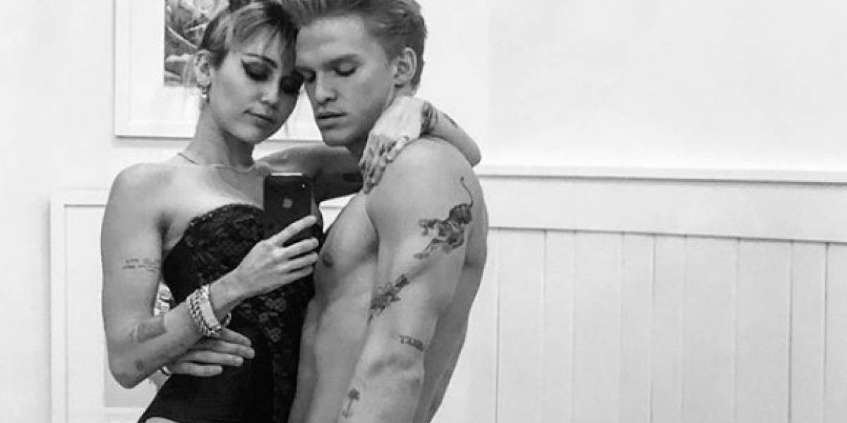 Cody Simpson afirmó que le gustaría formar una familia con Miley Cyrus