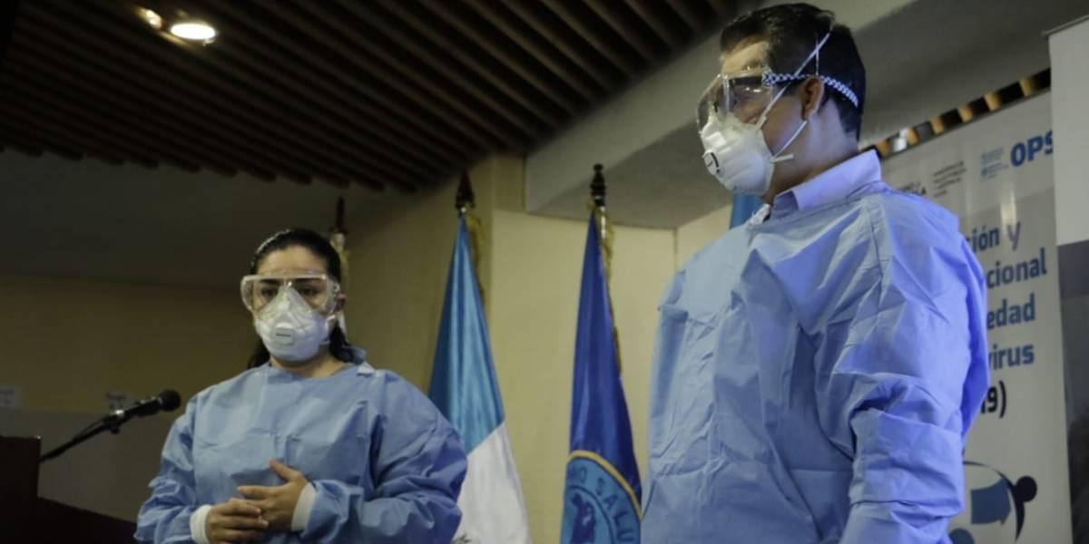 Gobierno aumenta a alerta amarilla por el coronavirus