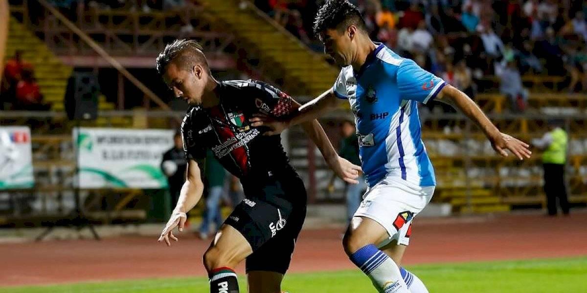 Antofagasta no supo administrar la ventaja y Palestino le robó un empate por el Campeonato Nacional